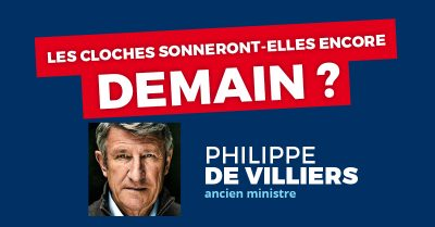 Conférence avec Philippe de Villiers