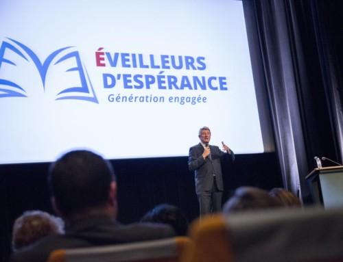 Communiqué de presse: Conférence de Philippe de Villiers du 13 décembre 2016