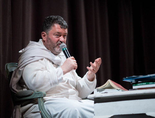 Soirée avec l'abbé Fabrice Loiseau