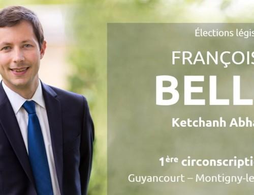 Notre soutien à François-Xavier Bellamy